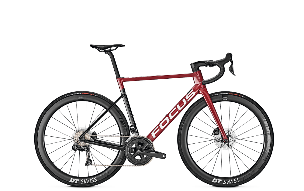 Focus IZALCO MAX DISC 9.6 58 Rust Red